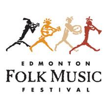 Edmonton Folk Music Festival logo