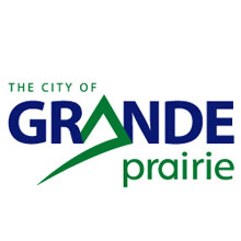 The City of Grande Prairie logo