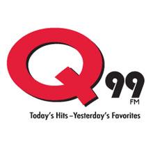 Q99 logo
