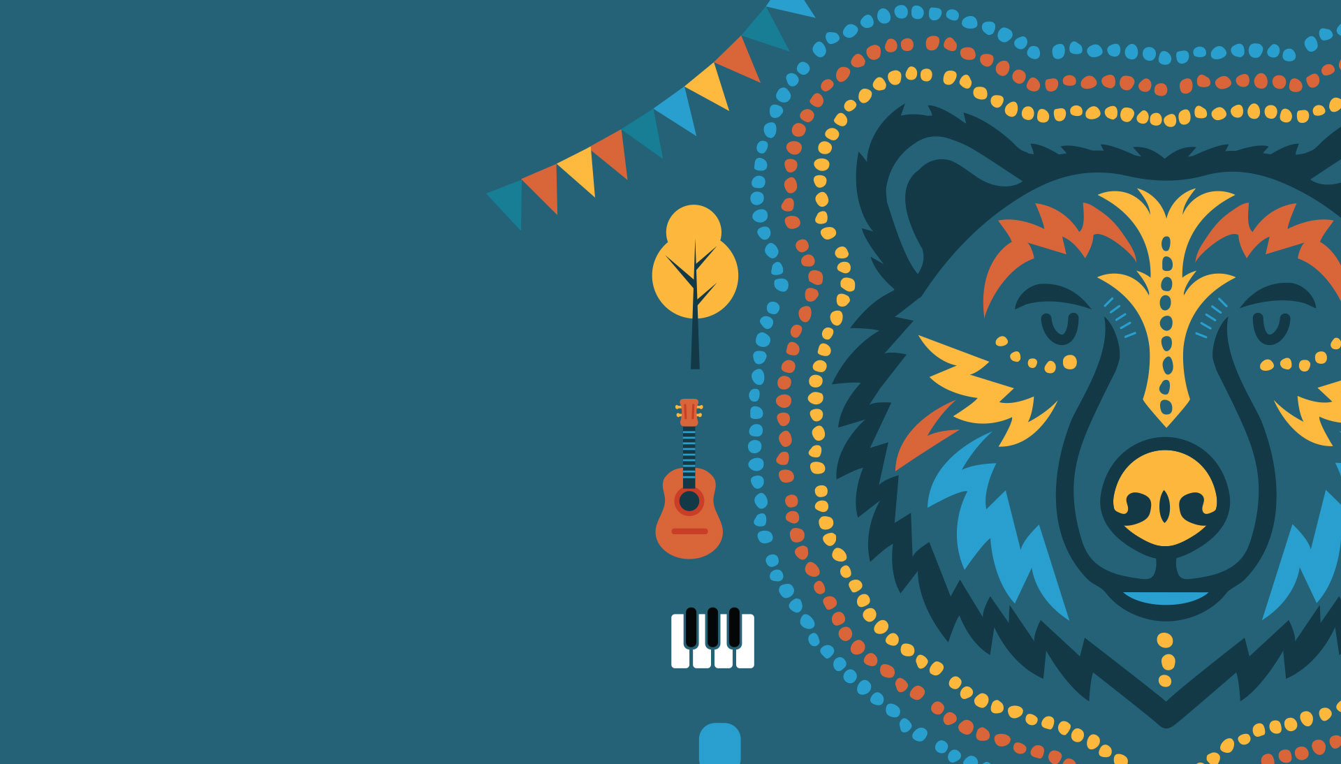 2017 Bear Creek Folk Festival Lineup