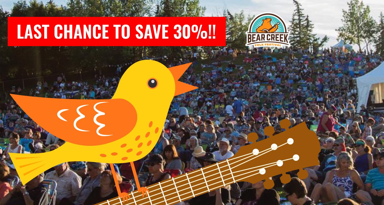 Buy Tickets – Bear Creek Folk Festival